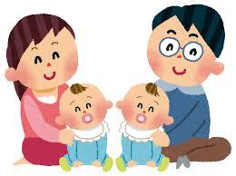 一卵性の女の双子ちゃんが・・・