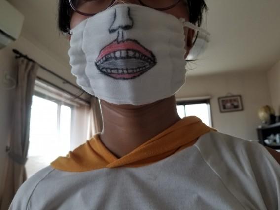変身~ アベノマスク